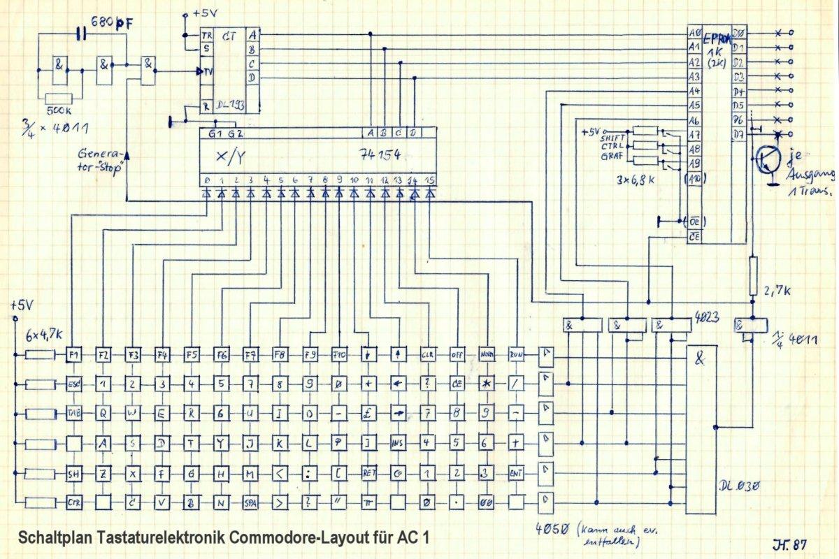 Nett Ac Schaltplan Zeitgenössisch - Schaltplan Serie Circuit ...